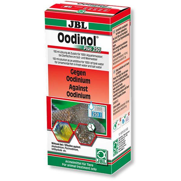 ضد انگل اودینول/Oodinol