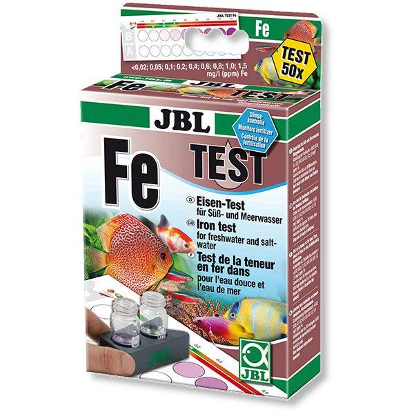 تستر آهن _ JBL Iron Test Fe