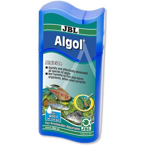 محلول ضد جلبک آلگول _ JBL Algol