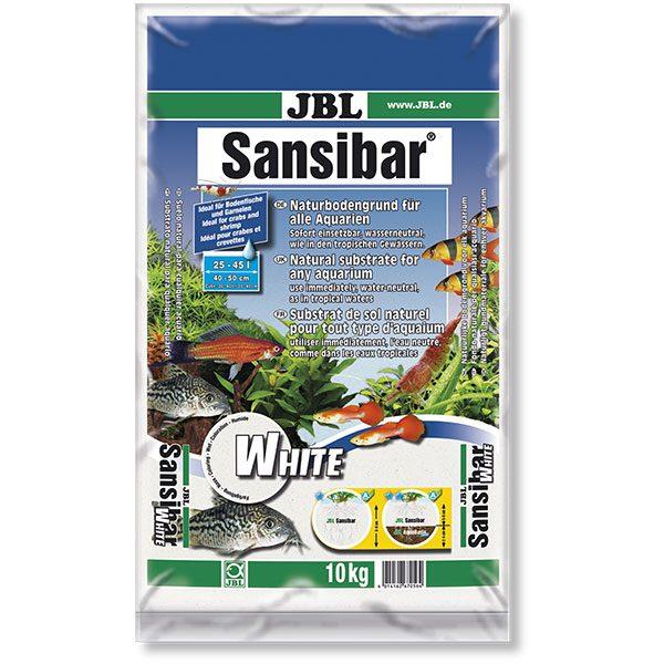 بستر شن سانسیبار سفید _ JBL Sansibar WHITE