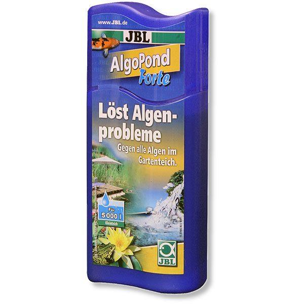 محلول ضد جلبک آلگوپوند فورت _ JBL AlgoPond Forte