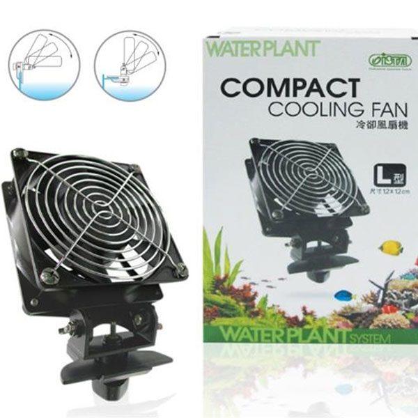 فن خنک کننده _ Ista compact cooling fan