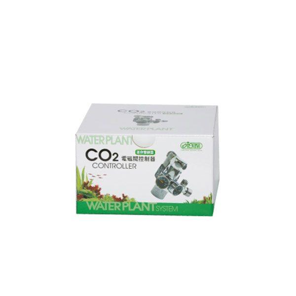 شیر تنظیم دی اکسید کربن Ista CO2 Controller Mini Gauge