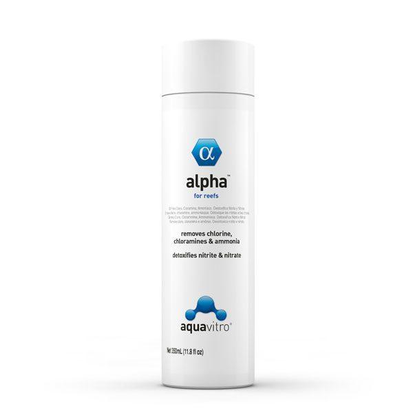 آلفا alpha