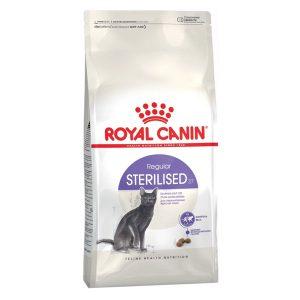غذای خشک گربه بالغ عقیم شده استریلیزه رویال کنین - ROYAL CANIN