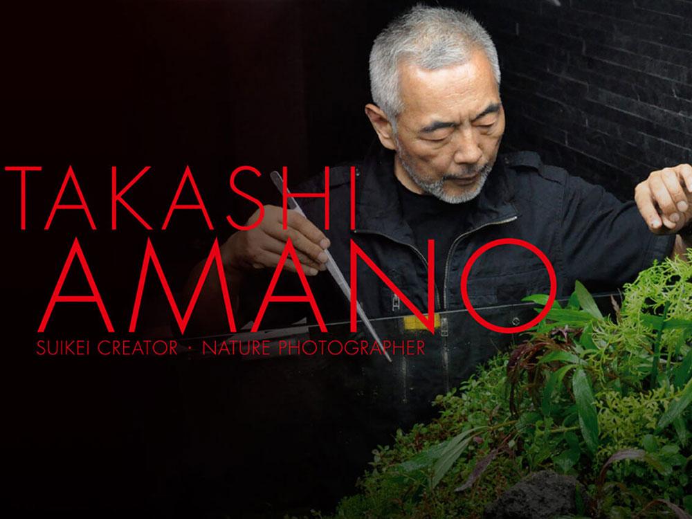 تاکاشی آمانو موسس شرکت ای دی ای