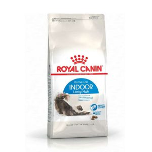 غذای خشک گربه بالغ مو بلند داخل خانه رویال کنین - Royal Canin Indoor Long Hair