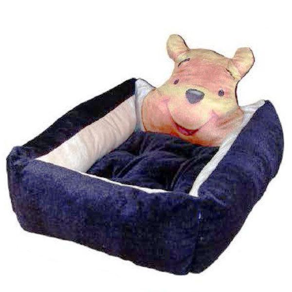 جای خواب مخصوص سگ های کوچک و گربه طرح POOH