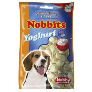 اسنک سگ نوبیتس با طعم ماست نوبی - Nobby Nobbits Yoghurt