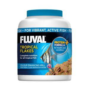 غذای پولکی تروپیکال فلووال - FLUVAL Tropical Flakes