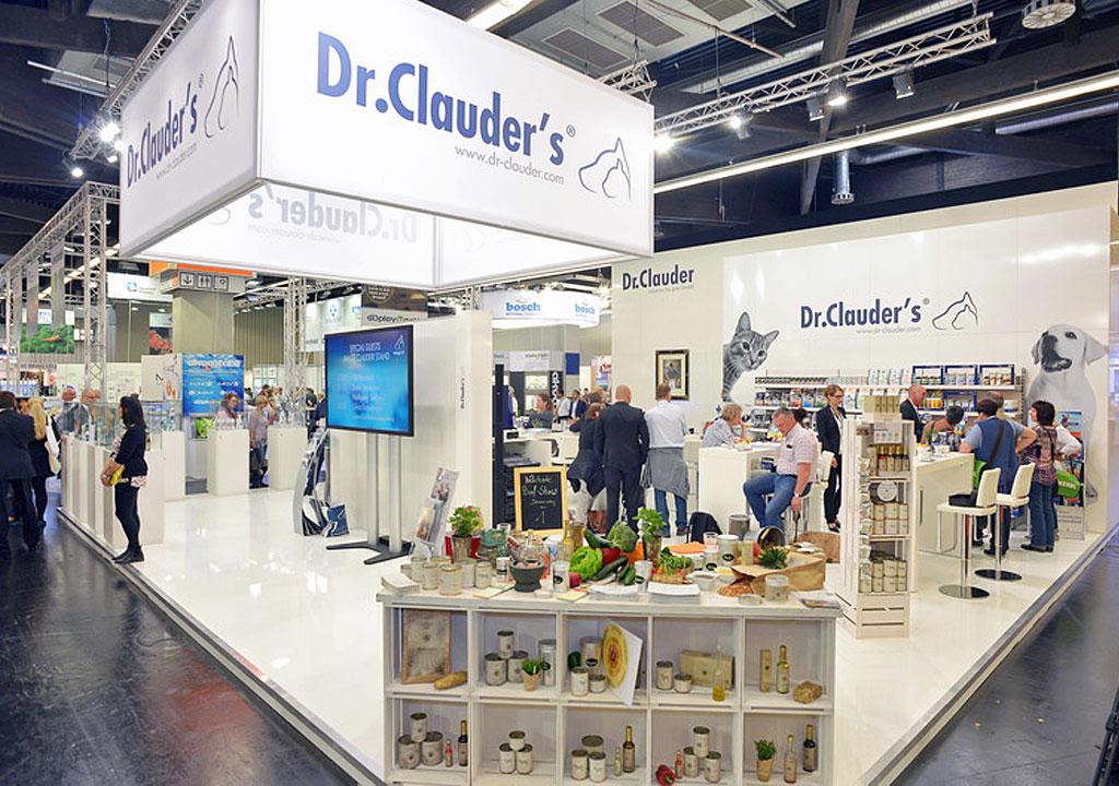 دکتر کلودرز ؛ شرکت تولید کننده محصولات سگ و گربه Dr.Clauder's