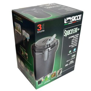 فیلتر سطلی اکو 100 سیچه - SICCE Space EKO