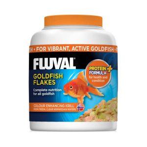 غذای پولکی گلدفیش فلووال - Fluval Goldfish Flakes