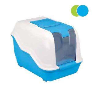 دستشویی مسقف گربه دارای فیلتر جذب بو ماکسی نتا - MPS2 Maxi Netta
