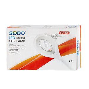 ال ای دی گیره دار بیضی سوبو SOBO LED SD-4W