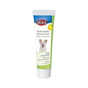 خمیر مولتی ویتامین سگ تریکسی
